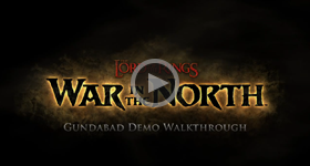 LOTR: War in the North 'Gameplay Footage'
